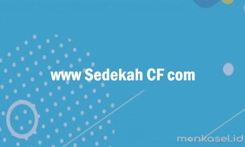 Sedekah CF